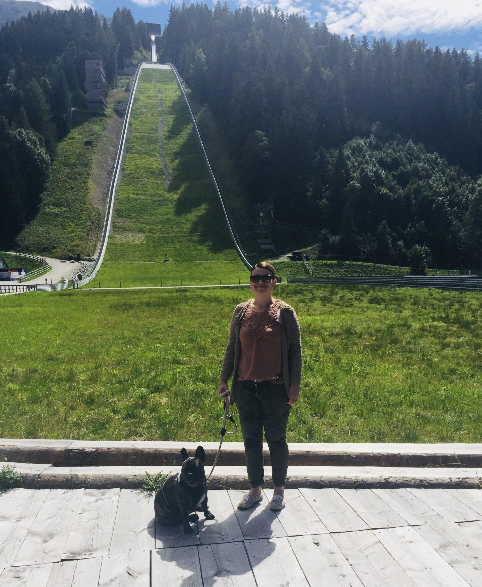 Skisprungschanze Kulm