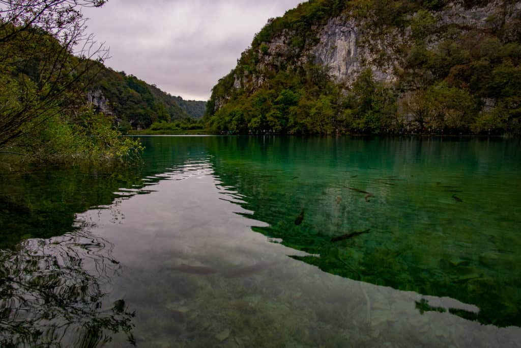 Plitvice See Urlaub mit Hund